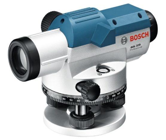 Оптический нивелир Bosch GOL 32 D напрокат в Воронеже